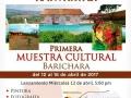 eventosculturalesbagari-barichara-semanasanta2017