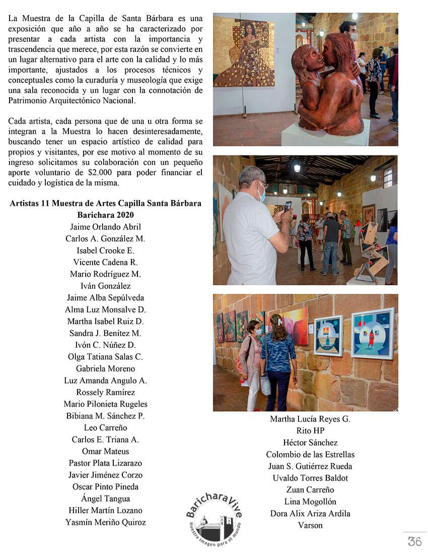 primer-plano-pag36-eneo-10-2021-muestra-capilla-santa-barbara-barichara