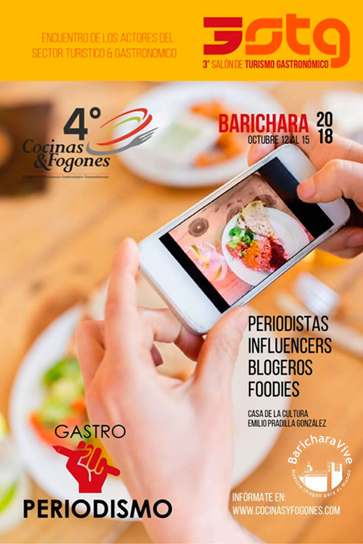 6-Periodistas, Influencers, Blogueros, Foodies 3stg