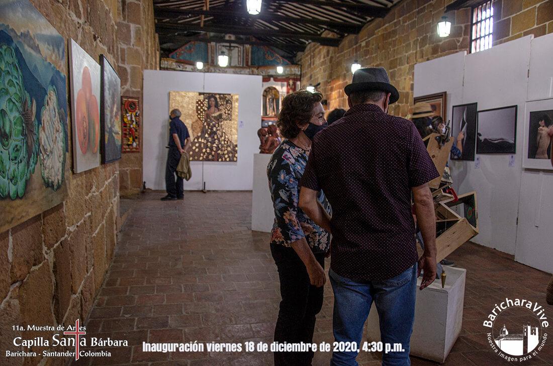 20-inauguracion-11-muestra-de-artes-capilla-santa-barbara-barichara-2020