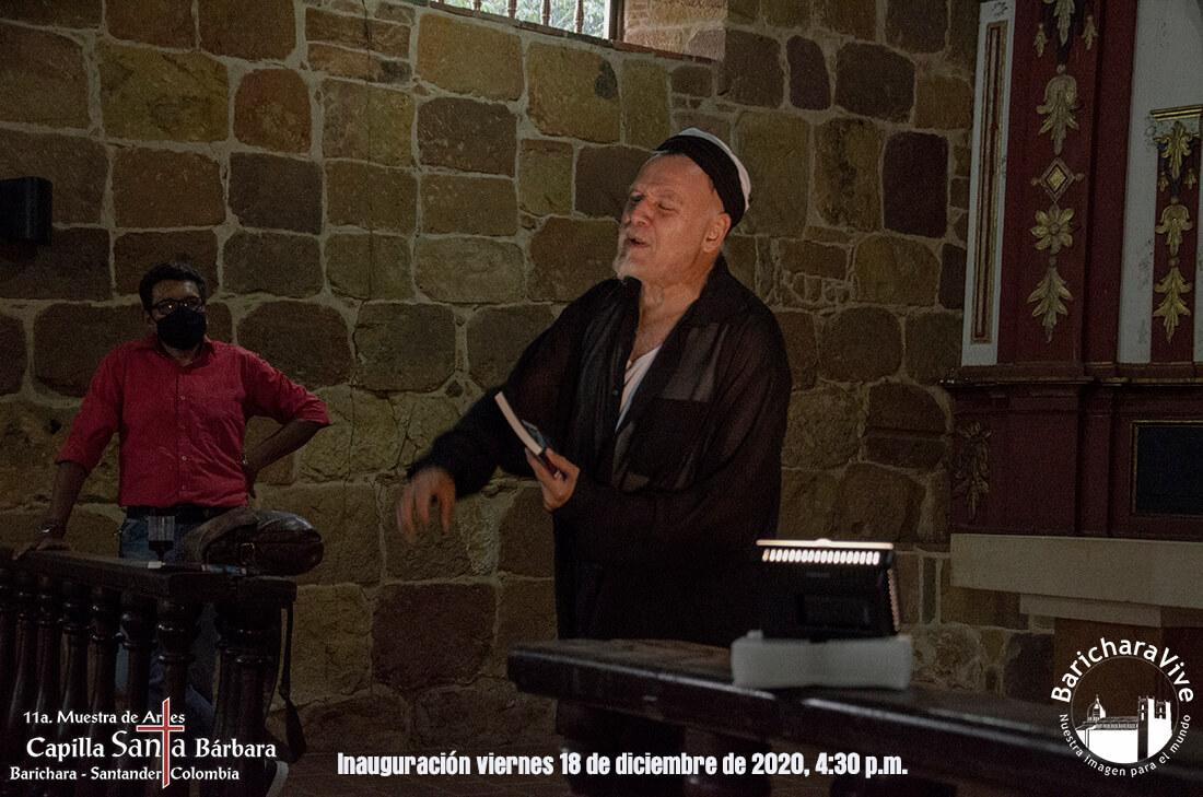 31-inauguracion-11-muestra-de-artes-capilla-santa-barbara-barichara-2020