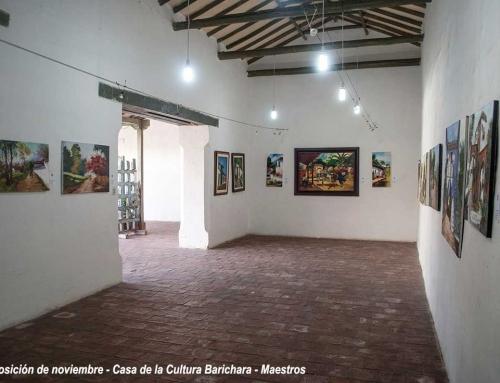 """Exposición de Noviembre """"Maestros"""""""