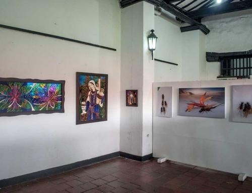 Exposición Artística 2 D' Raza