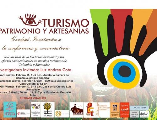 Turismo Patrimonio y Artesanías