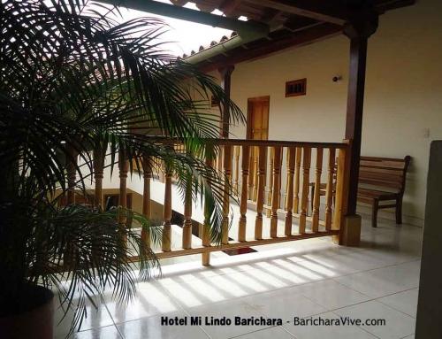 Hotel Mi lindo Barichara
