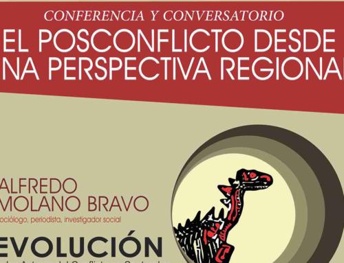 Invitación Conferencia y Conversatorio