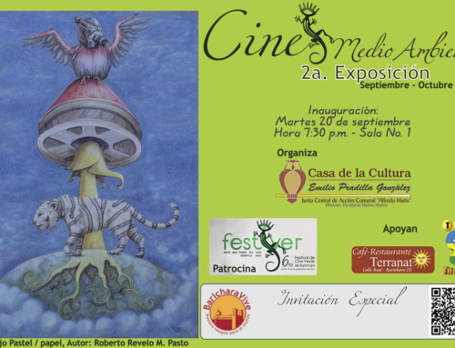 2ª. Exposición Cine y Medio Ambiente