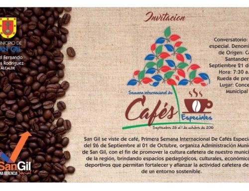 Semana Internacional de Cafés Especiales
