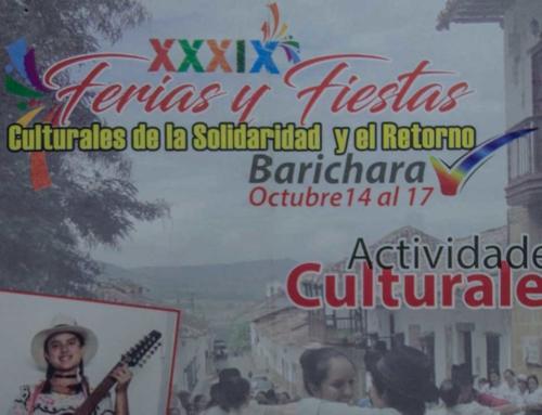 XXXIX Ferias y Fiestas de Barichara 2016