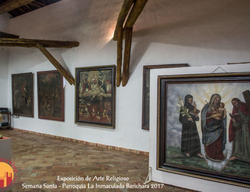 Continúa abierta la Exposición Arte Religioso