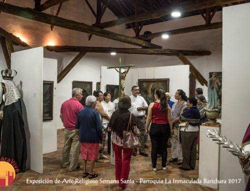 Actividad Cultural Semana Santa 2017 Barichara