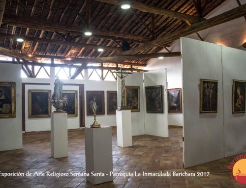 Exposición Arte Religioso Antiguo Barichara