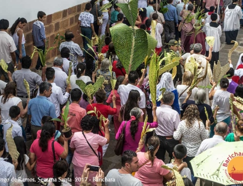 Semana Santa 2017  en Barichara