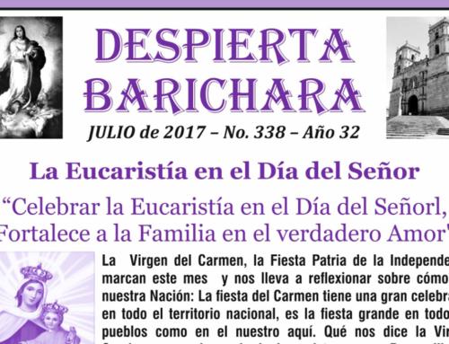 Despierta Barichara mes de Julio