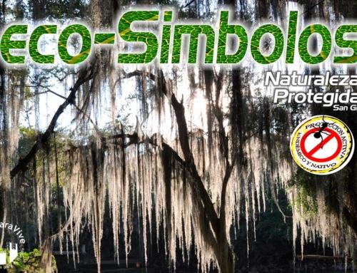 Eco-Símbolos Naturaleza protegida