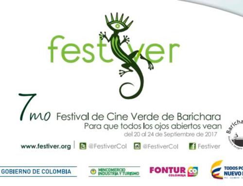 Llega 7mo. Festival de Cine Verde Festiver