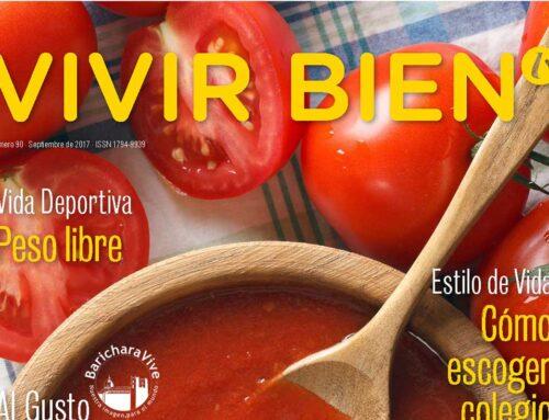 Rumbo a Barichara Revista Vivir Bien