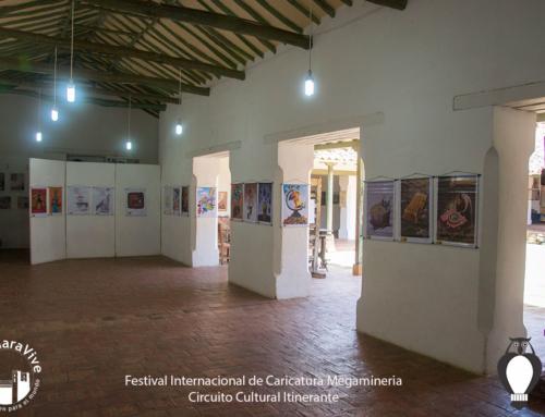 Exposición Festival Internacional de Caricatura