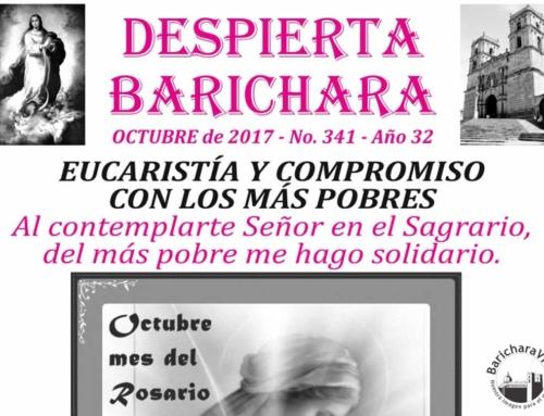Despierta Barichara mes de Octubre