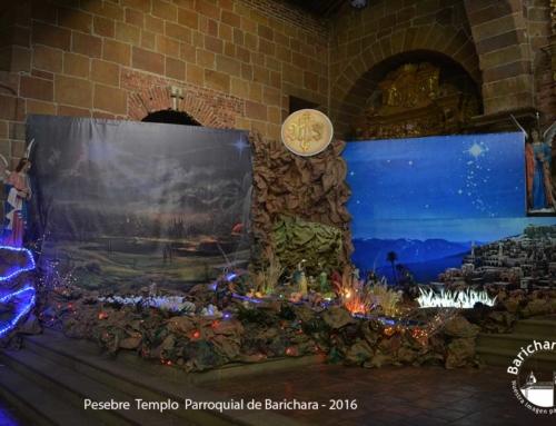 Inauguración Navidad 2017 en Barichara