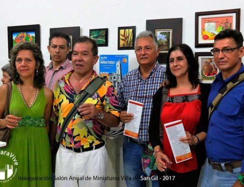 Salón Anual de Miniaturas de San Gil