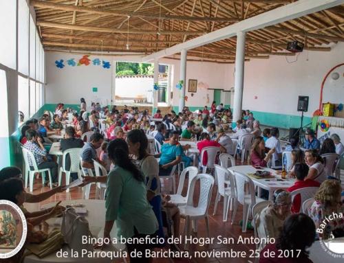 Informe Bingo del Hogar San Antonio de Barichara