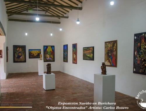 Exposición Nariño en Barichara 2018