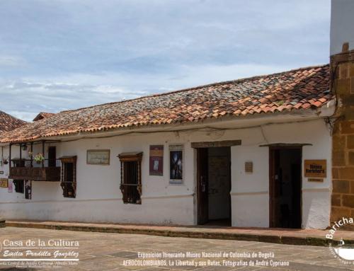 Exposición Afrocolombianos