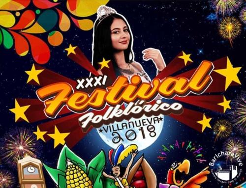 Festival Folclórico, Cultural y del Retorno de Villanueva
