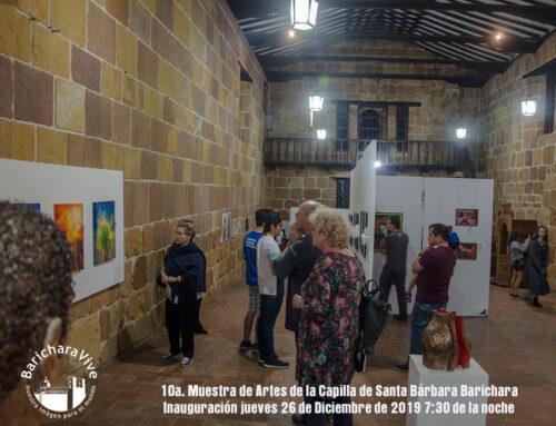Muestra de Artes Capilla Santa Bárbara
