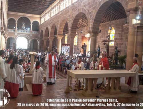 Remembrando  Semana Santa 2016 en Barichara