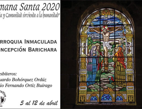 Semana Santa 2020 Parroquia de Barichara