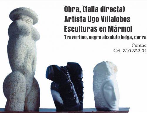 """Artista Orfebre Escultor Ugo Gnc """"Villalobos"""""""
