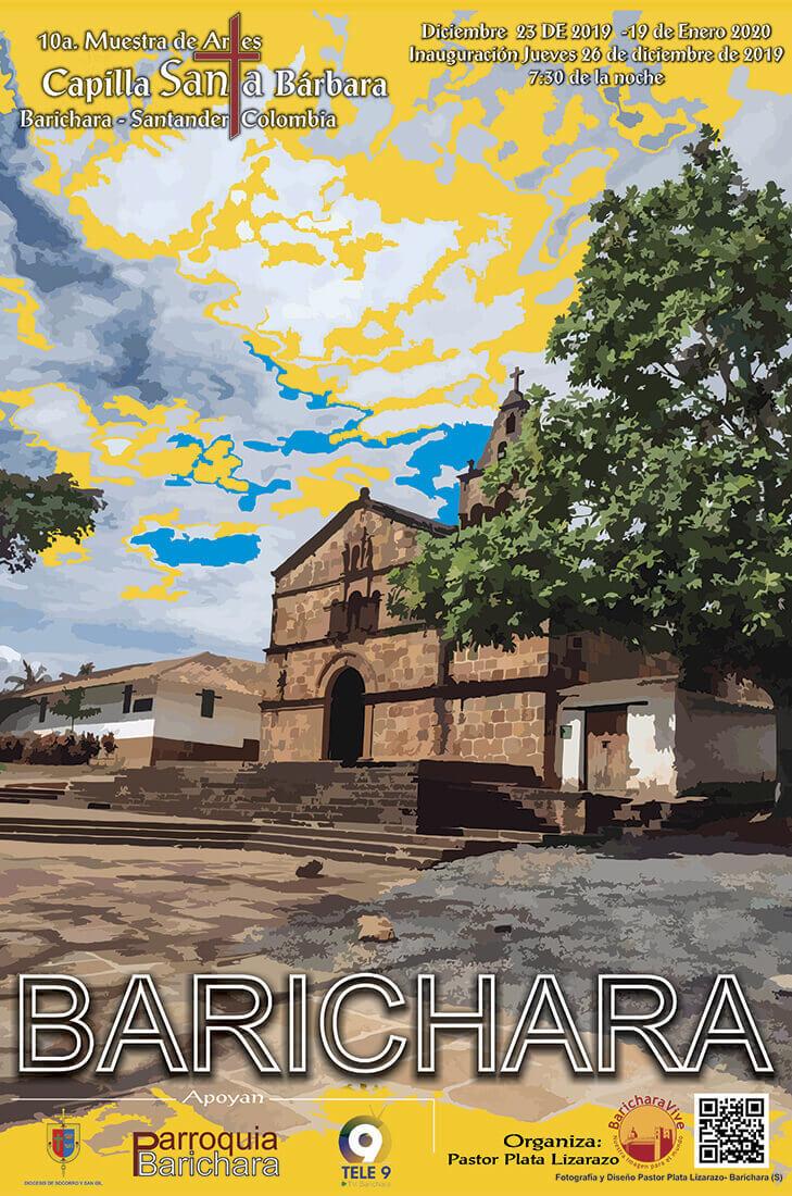 afiche-10-muestra-de-artes-de-la-capilla-de-santa-barbara-barichara-19-20