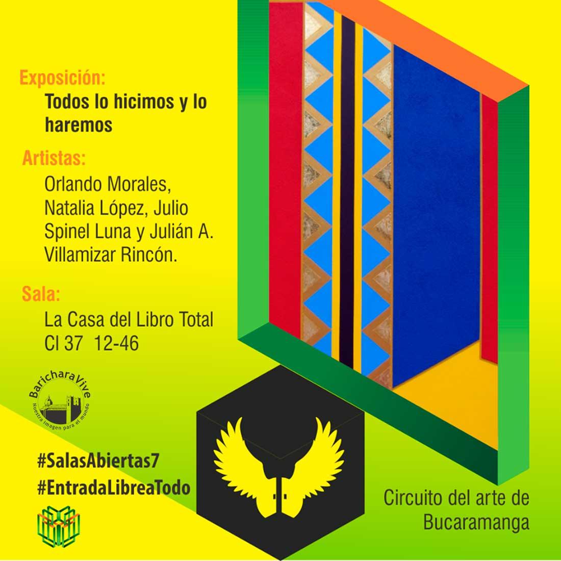 casa-del-libro-total-7a-edicion-el-centro-con-las-salas-abiertas-bucaramanga-2017