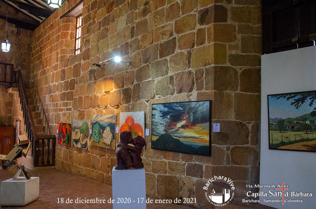 20-11-muestra-de-artes-capilla-santa-barbara-barichara-2021