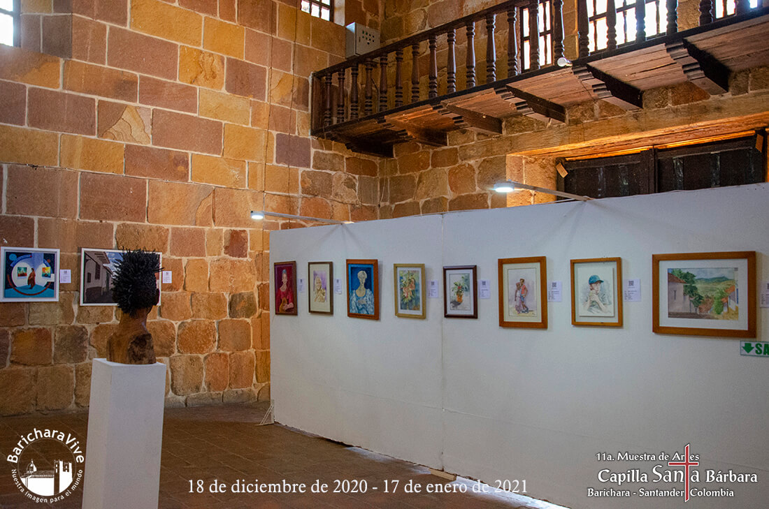 23-11-muestra-de-artes-capilla-santa-barbara-barichara-2021