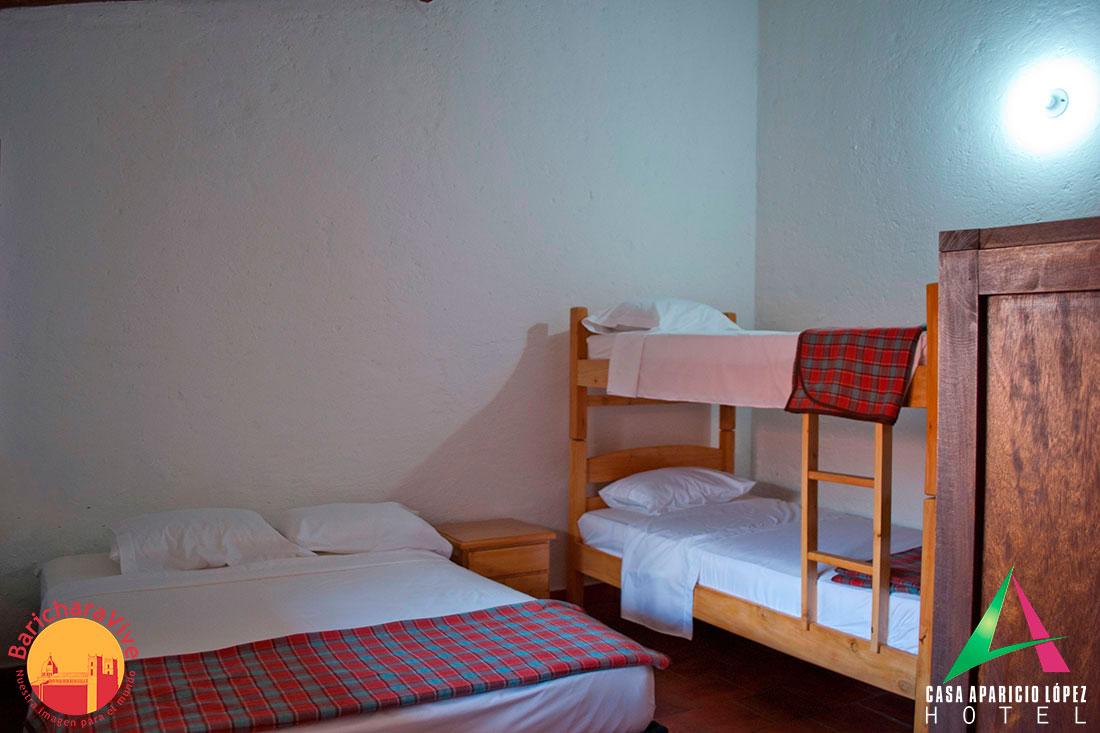 habitaciones16casaapariciolopezbaricharavive
