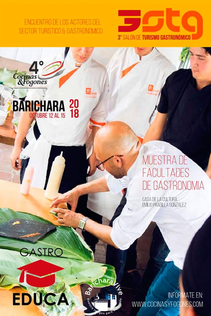 4-Muestra de Facultades de Gastronomía 3stg