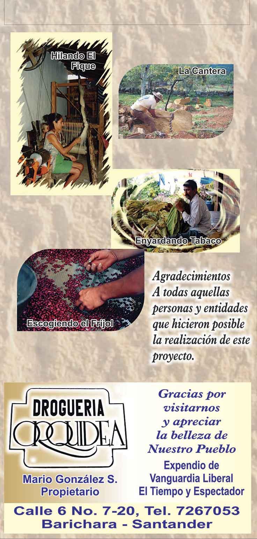 2aguiaturisticadebarichara2007pag10trabajoytradicion