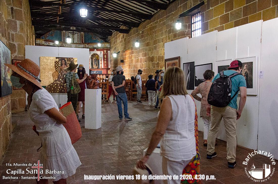 23-inauguracion-11-muestra-de-artes-capilla-santa-barbara-barichara-2020