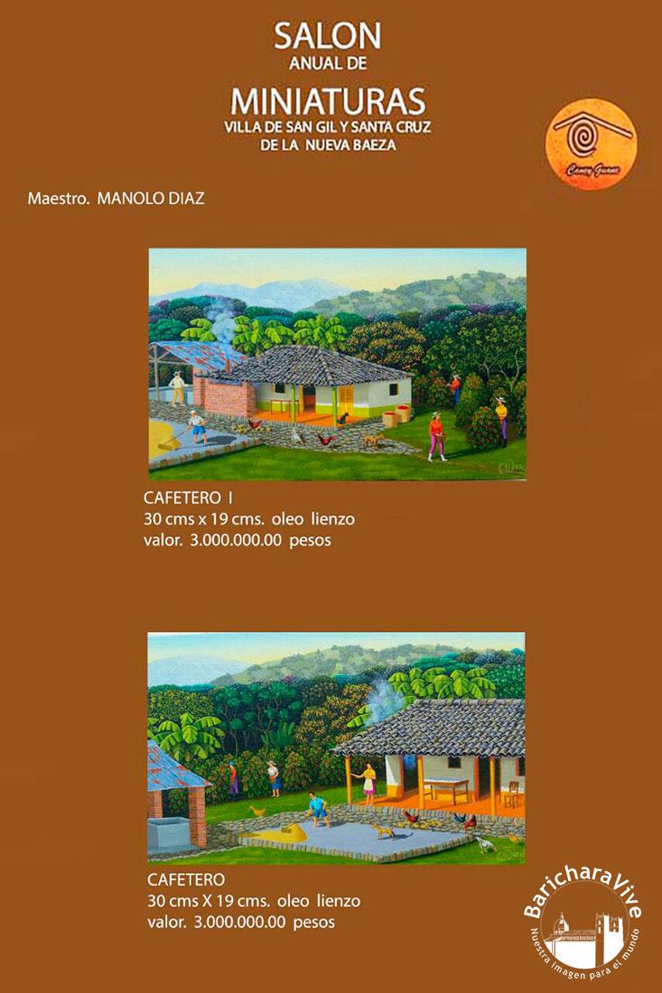 artista-manolo-diaz-salon-anual-de-miniaturas-villa-de-san-gil-2017-barichara-vive-31