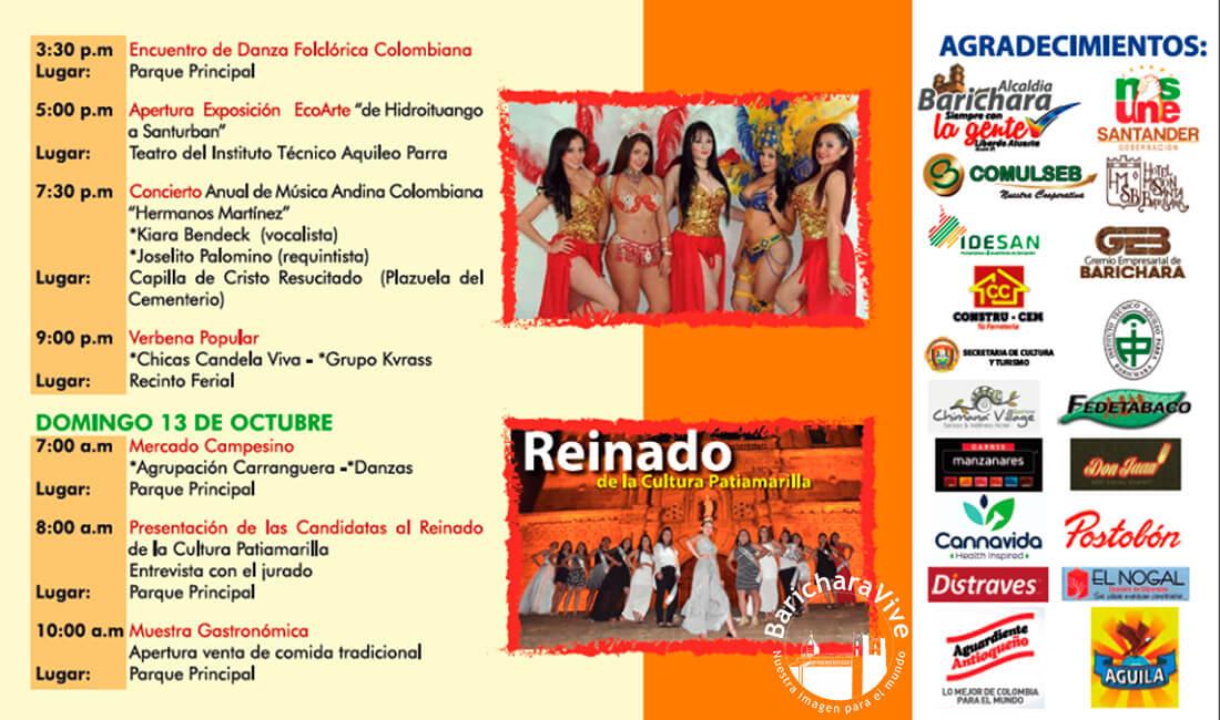 programa-ferias-y-fiestas-culturales-de-la-solidaridad-barichara-2019-2