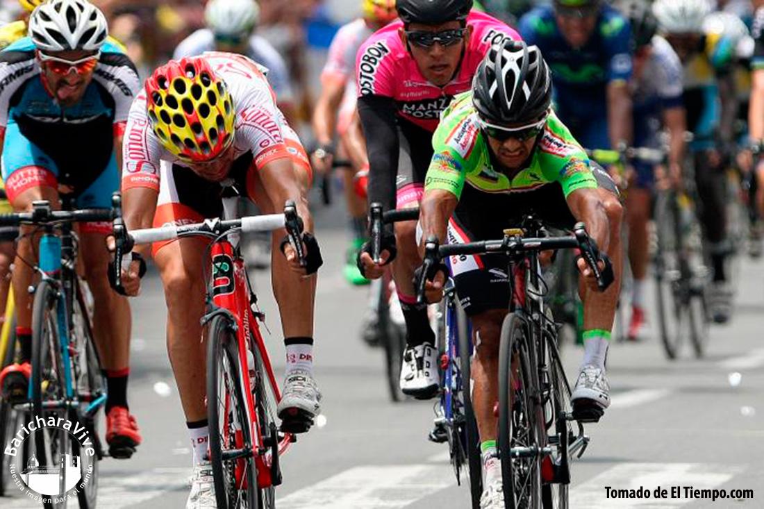 Vuelta Colombia en Bicicleta llegara a Barichara