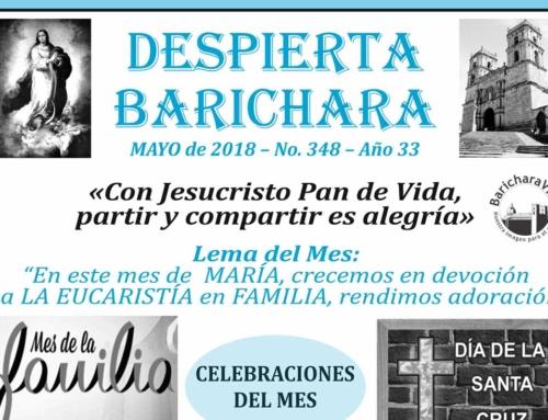 Boletín Parroquial mes de Mayo