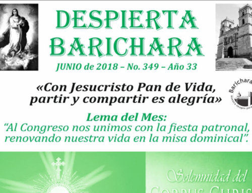 Boletín Parroquial mes de Junio