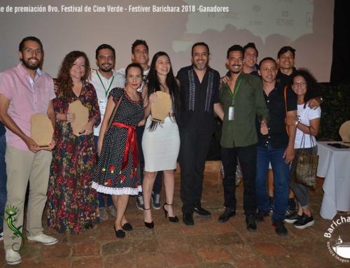 Premiación Festiver 2018