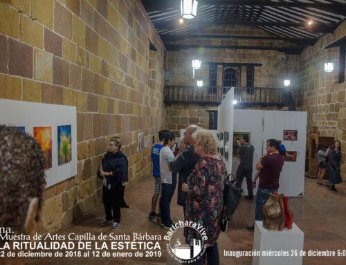 Inauguración 9na. Muestra de Artes en Barichara