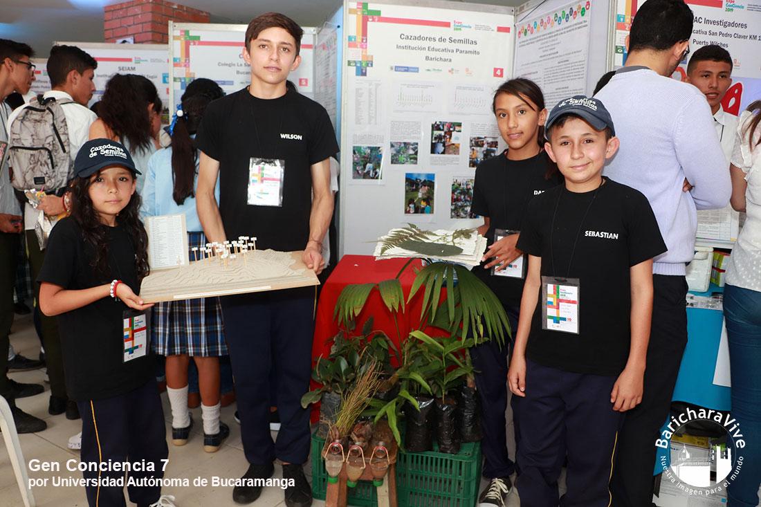 Institución Educativa Paramito Finalista en ExpoConCiencia 2019
