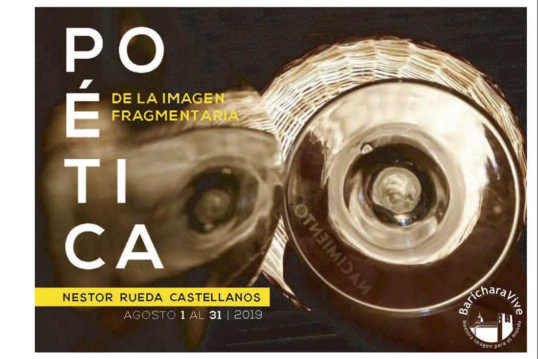 Exposición Poética de la Imagen Fragmentada en Pamplona